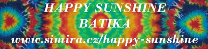 Happy Sunshine batika