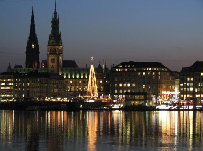 Hamburg - kurzy němčiny - Jazyková škola Angličtina Řehoř Brno