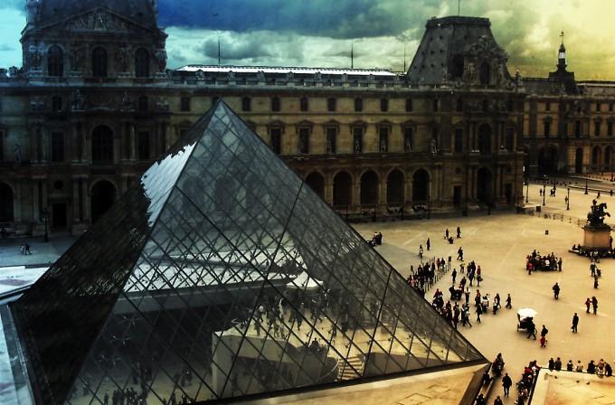 Louvre, Paris - kurzy francouzštiny Jazyková škola Angličtina Řehoř v Brně